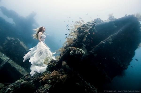 Underwater Photography by Benjamin Von Wong