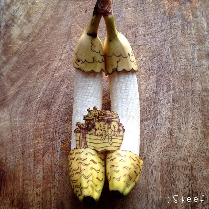 Artist-Stephan-Brusche-Transforms-Bananas-Into-Creative-11