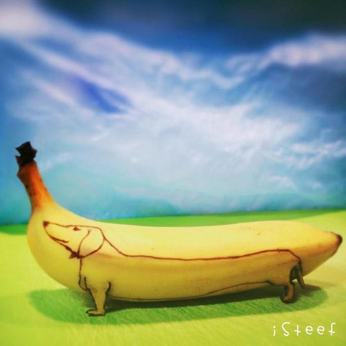 Artist-Stephan-Brusche-Transforms-Bananas-Into-Creative-6