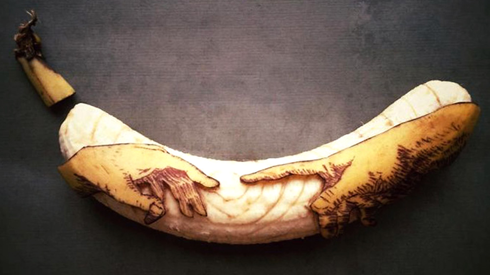 Stephan Brusche - Banana Art