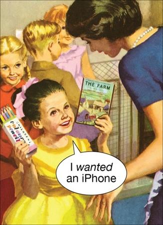 Kiss Me Kwik Ladybird Card