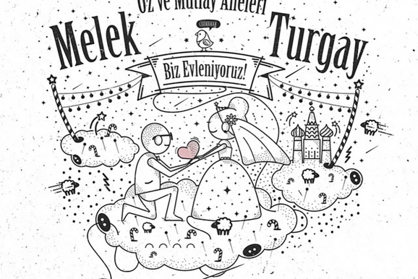 Illustration of Turgay Mutlay