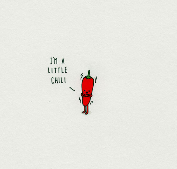 im a little chilli