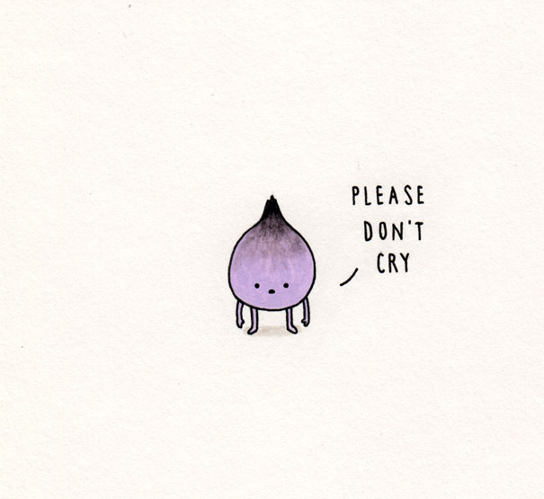 please don't cry