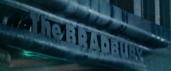 Bradbury in Blade Runner