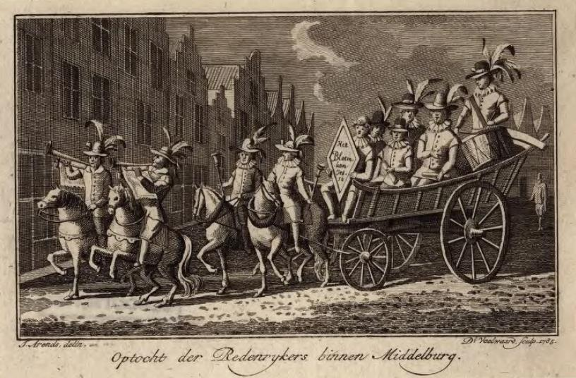 Parade of Rederikjers