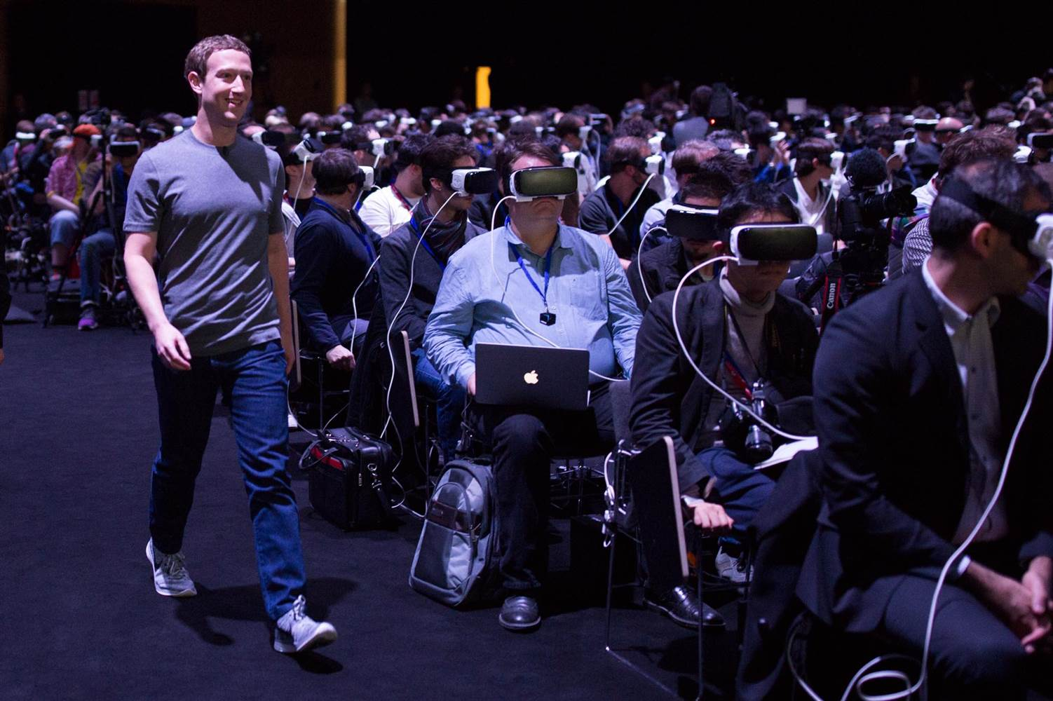 Zuck and VR