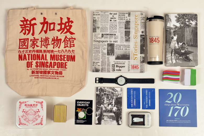 Singapore Objects