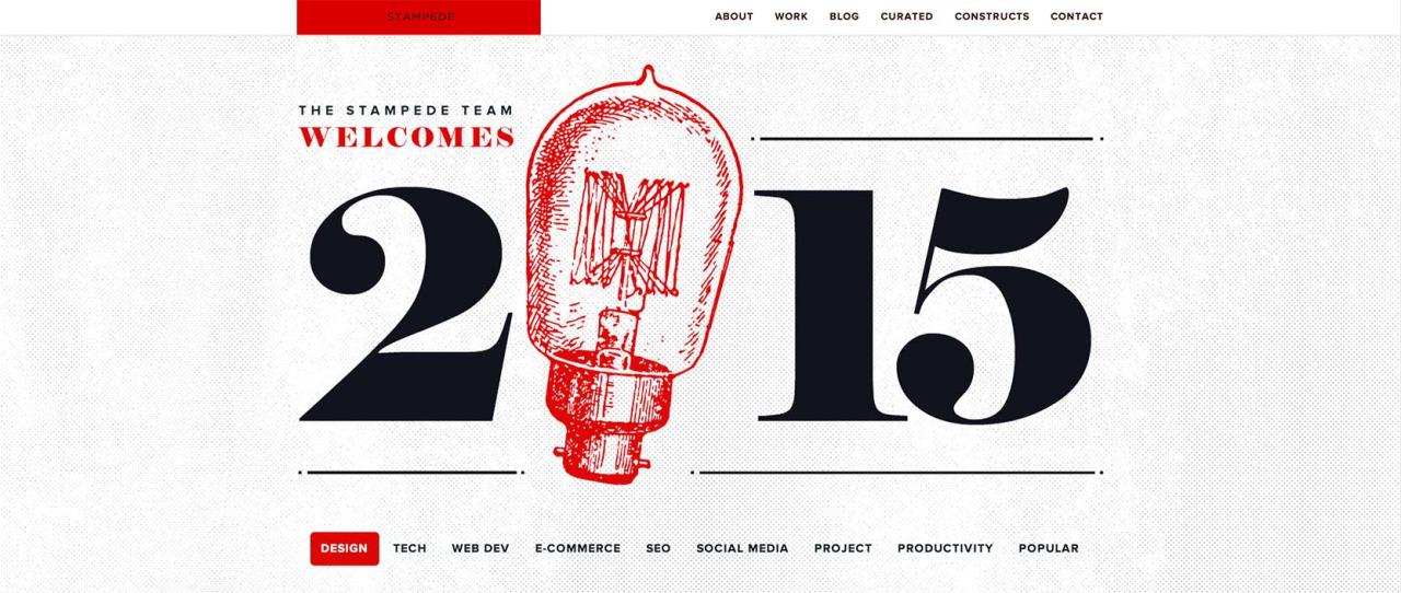 Stampede 2015 Big List