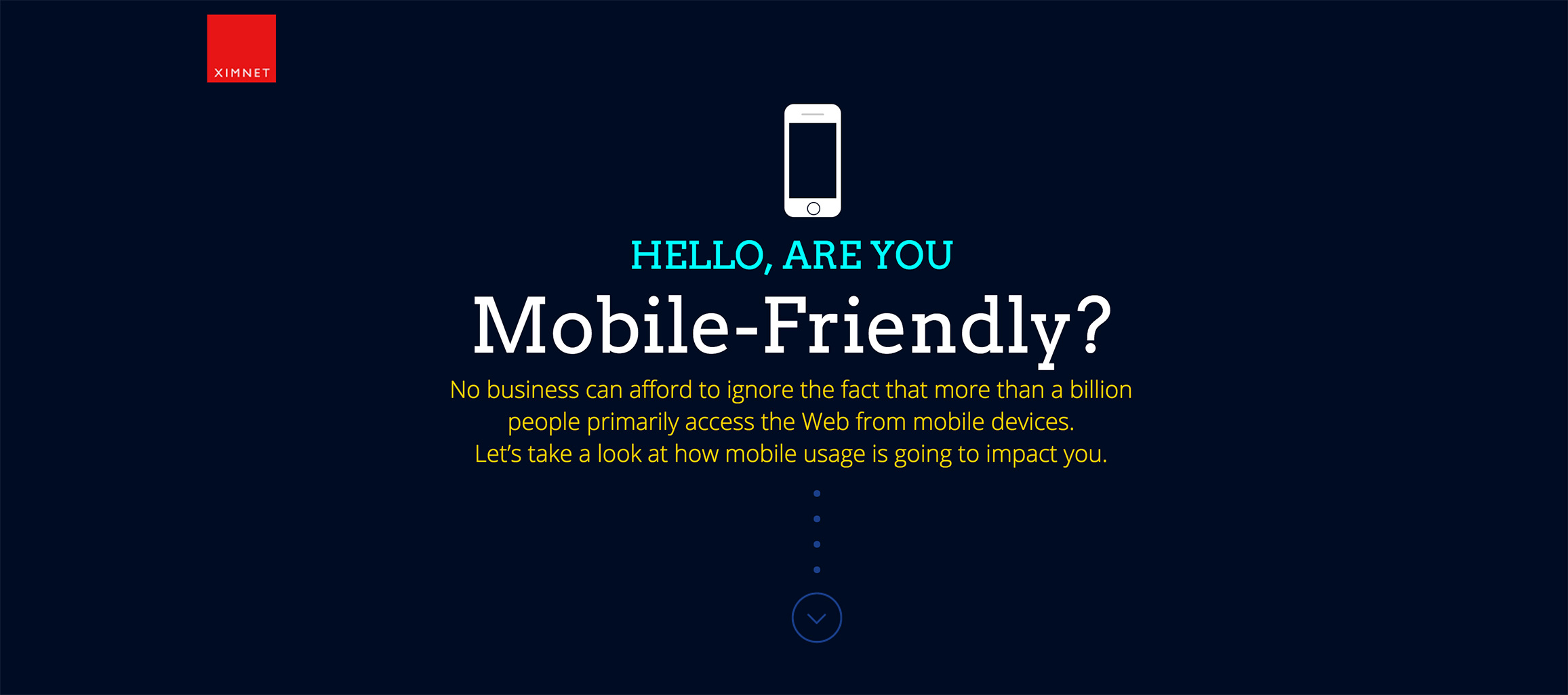 Mobile-Friendly 101