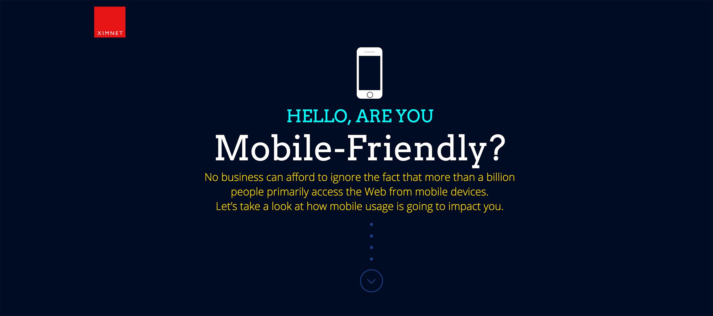 Mobile-Friendly 101