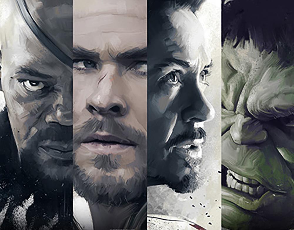 Avengers - Vlad Rodriguez